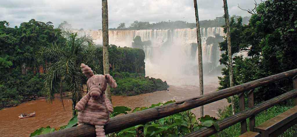 Varios días por Iguazú