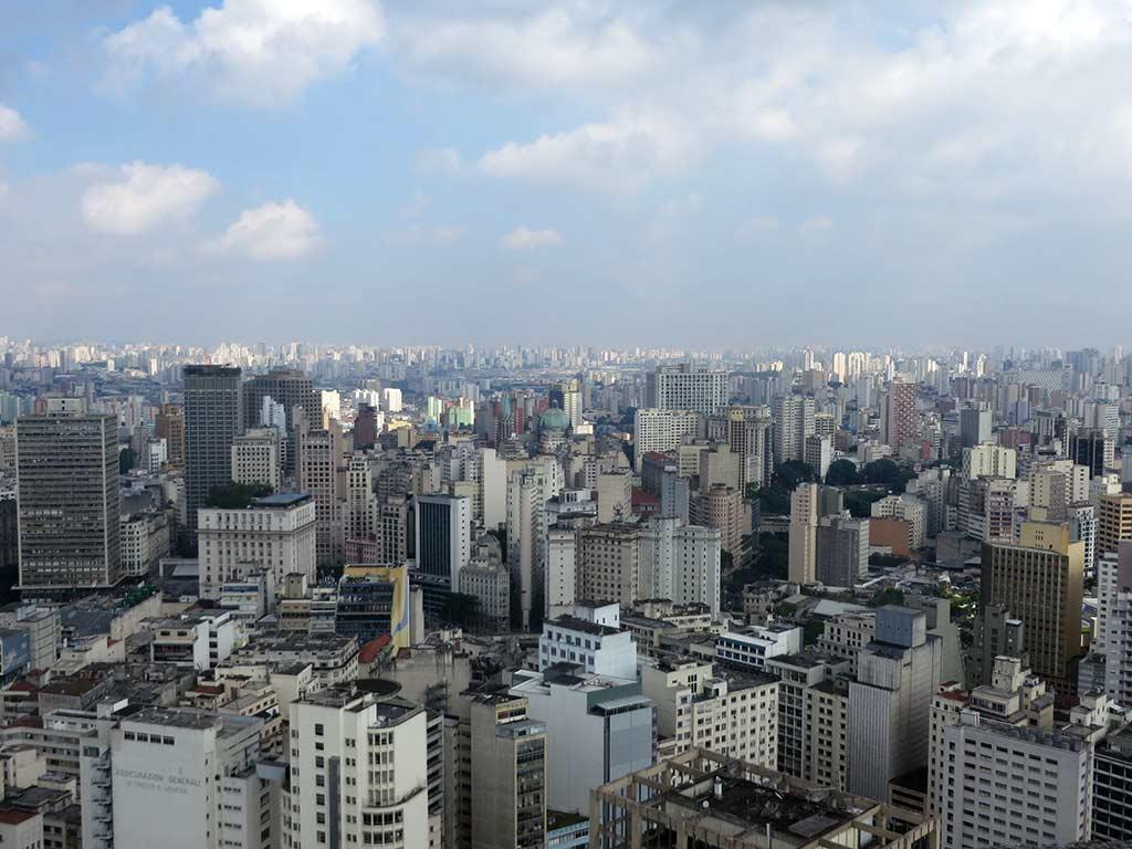 Arranca la aventura… São Paulo