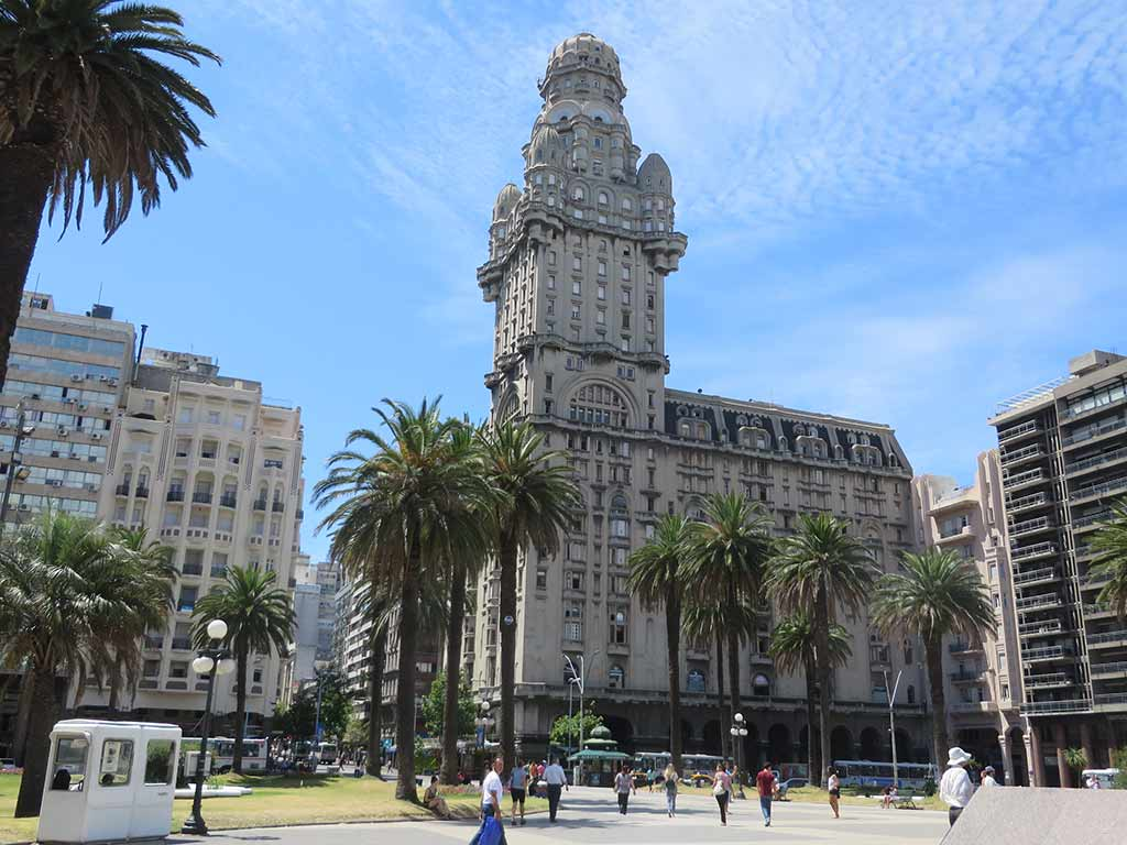 Nuestros días por Uruguay I