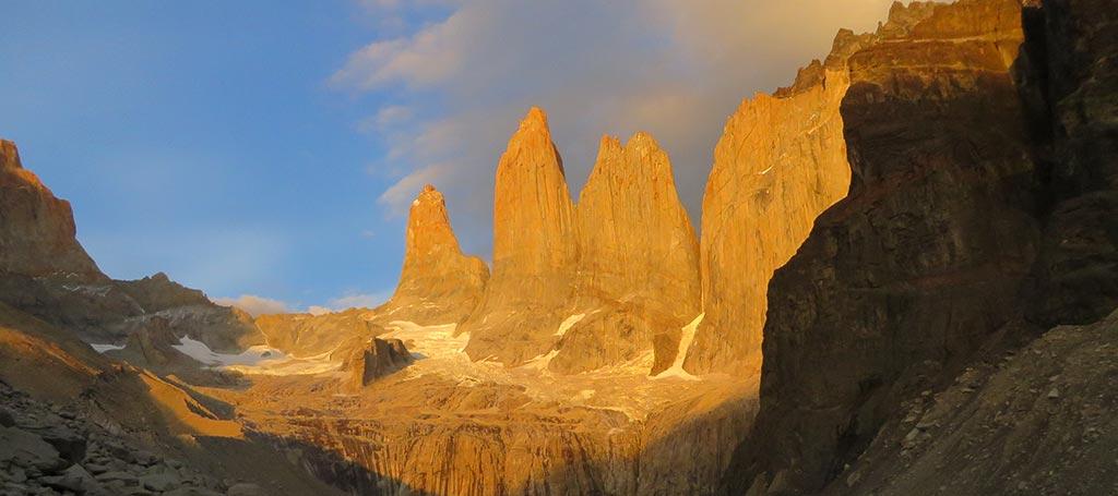 Punta Arenas, Puerto Natales y ¡Torres del Paine!