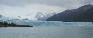 Con ustedes… ¡El Perito Moreno!