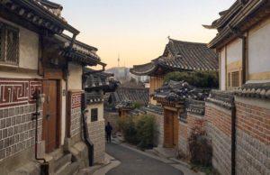 Nuestra ruta por Corea del Sur