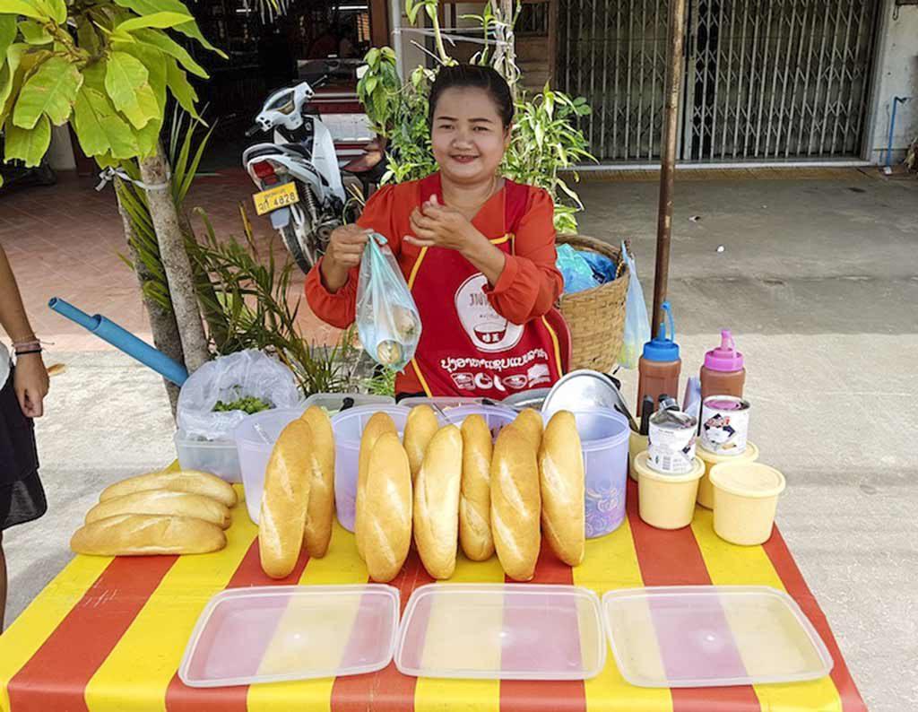 baguettes Luang Prabang