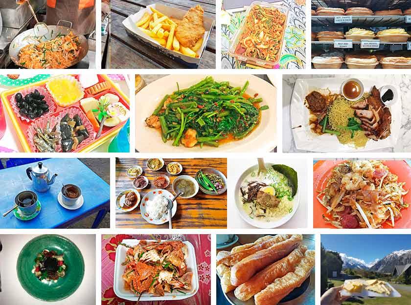Repaso a 2017… ¡En clave gastronómica!