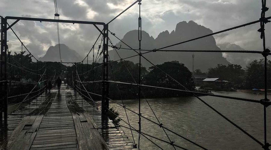 Diario de viaje por Laos: Vang Vieng