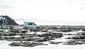 Presupuesto de viaje a Islandia en furgoneta
