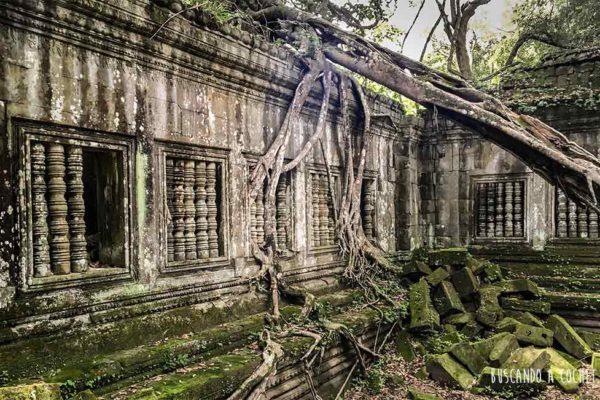 Nuestra ruta por Camboya en 15 días